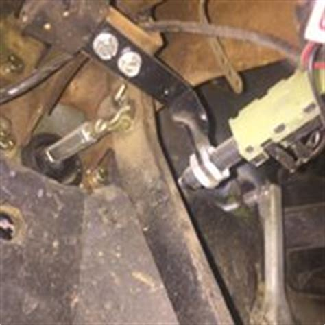 Jeepster Commando Brake Light Switch Conversion Just