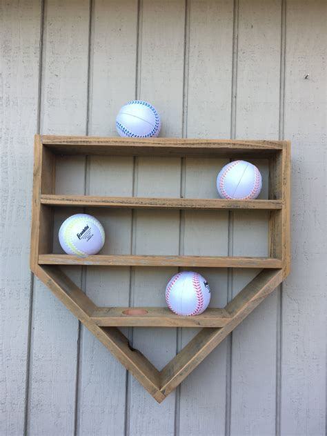 softball displayhome platesoftball shelfsoftball organizersoftball rackgame balltrophy