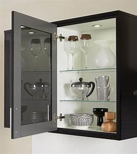 Meuble Pour Verre : kit tag re en verre pour meuble houdan cuisines ~ Teatrodelosmanantiales.com Idées de Décoration