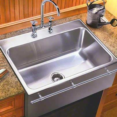 drop in apron front kitchen sink culinary gourmet stainless steel kitchen sinks 9619