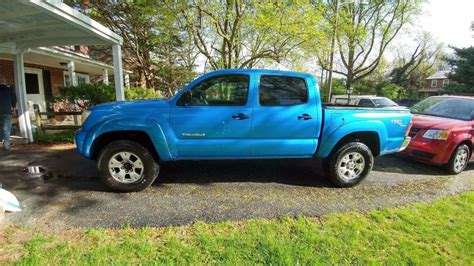 2005 Toyota Tacoma For Sale by 2005 Toyota Tacoma Trd Road Sr5 For Sale