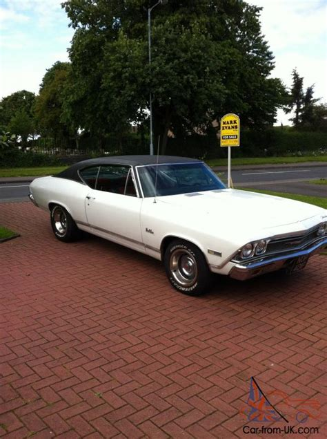 lowered muscle cars 1968 chevrolet chevelle malibu v8 muscle car low miles