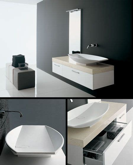 Bathroom Basins And Cabinets by The Line White Basin Cabinet With Marble Top 8b By