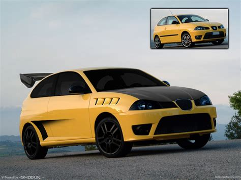 v tuning seat ibiza by shogun62 on deviantart