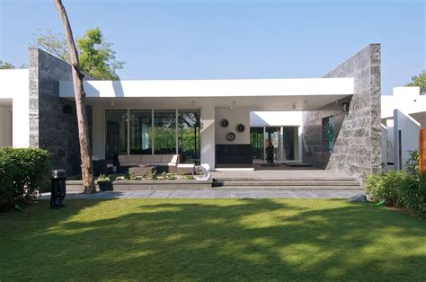 minimalist bungalow  india idesignarch interior design architecture interior decorating