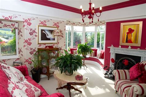 red fireplace living room design ideas photos