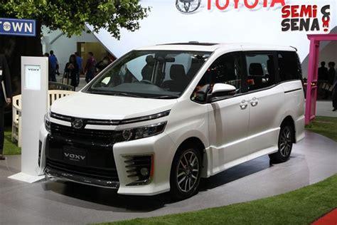 Toyota Voxy Wallpaper by Harga Toyota Voxy Review Spesifikasi Gambar Juni 2019