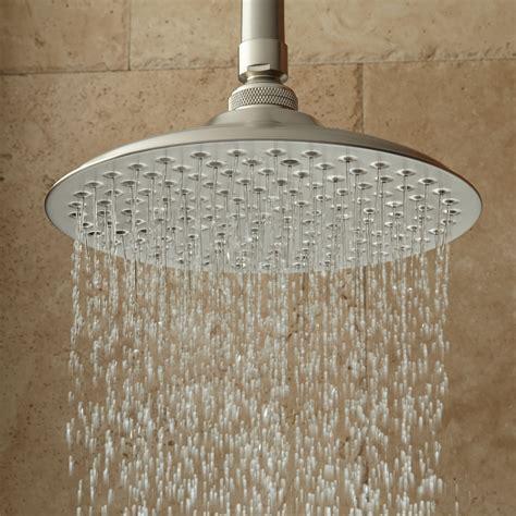 lowes outdoor bostonian rainfall shower bathroom