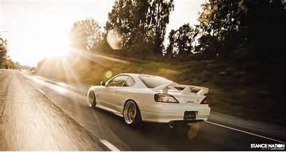 S15 Silvia Nissan Wallpapers Spec Custom Stance