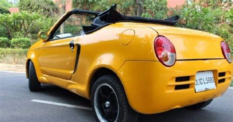 Types Of Car Modifications Which Are Illegal In India