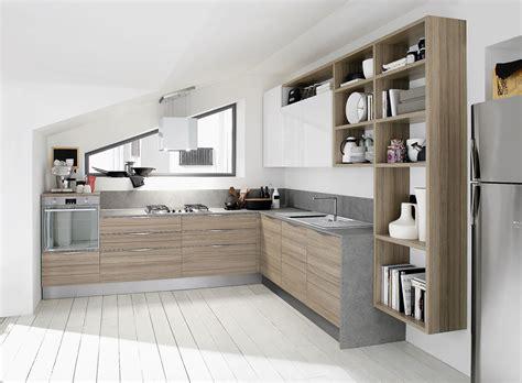 arredamento mansarda moderna cucine moderne su misura
