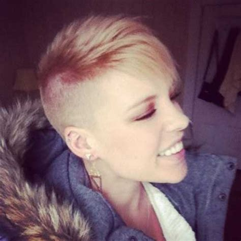super short hair ideas  pretty ladies short hairstyles