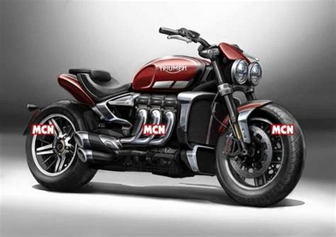 triumph rocket iii   launched