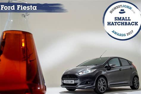 honest john awards  ford fiesta wins  popular