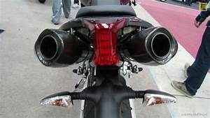 2014 Aprilia Dorsoduro 750 Abs At 2013 Quebec Motorcycle Show