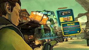 Tales from the Borderlands Gets Gameplay Video, Details ...