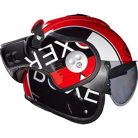 roof boxer v8 grafic flip front motorcycle helmet visor flip up front helmets ghostbikes com