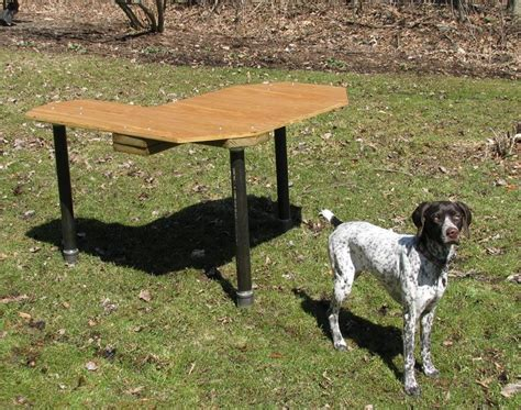 lote wood nra shooting bench plans guide