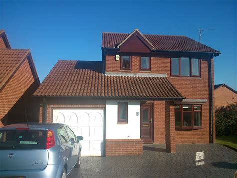 2 storey garage conversion over garage extension with 2 storey extension at back of house also garage convers cm projects