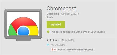 Setup Chromecast App for Windows 10/ Mac/ iPhone/ Android ...