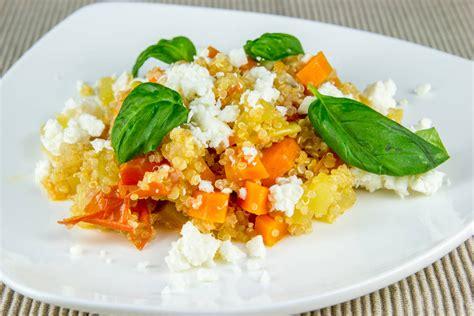 Recept: Kvinoja z zelenjavo | Moji recepti