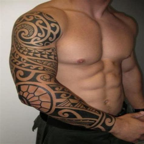 Tatouage Homme Bras Maorie  Fashion Designs