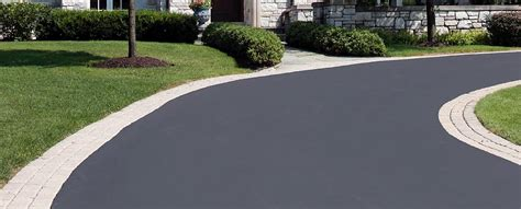 asphalt driveways driveway cost richfield blacktop
