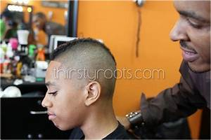 Taper Mohawk Haircut Black - Life Style By Modernstork.com