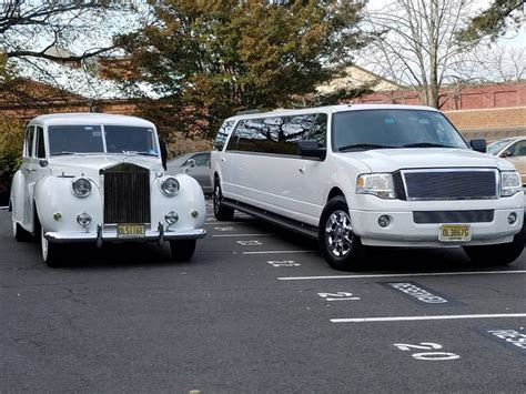Wedding Limo by Wedding Limousines In Cranford New Jersey Limos