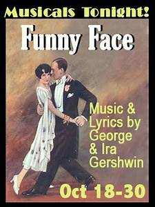Funny Face At Lion Theatre At Theatre Row New York Ny