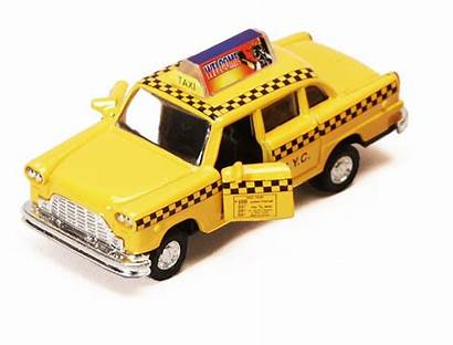 Taxi Cab Nyc Diecast Classic Walmart Action