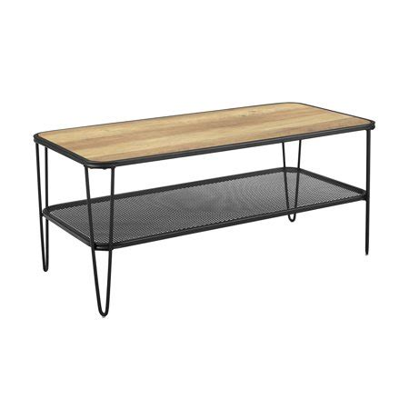 They're known for their warmth and familiar designs and they're appreciated for their ability to look elegant while also embracing a casual aesthetic. Priya Home Furniture Mid Century Modern Coffee Table - Rustic Oak - Walmart.com