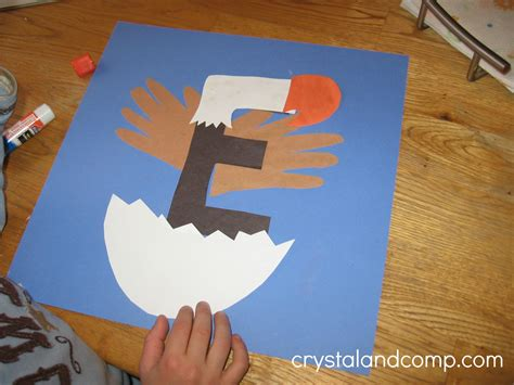 letter e crafts letter of the week a preschool craft for the letter e 8856