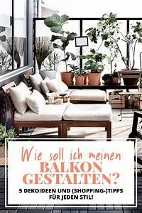Wie Soll Ich Meinen Balkon Gestalten 5 Dekoideen Und
