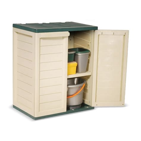 small outdoor storage cabinet small plastic storage cabinet plastic garden storage