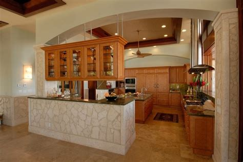 kitchen cabinets hanging from ceiling great designs of kitchen remodel hawaii homesfeed 8058