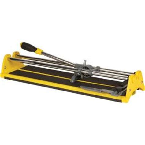 Home Depot Qep Tile Saw by Qep 21 In Ceramic Tile Cutter 10221q The Home Depot