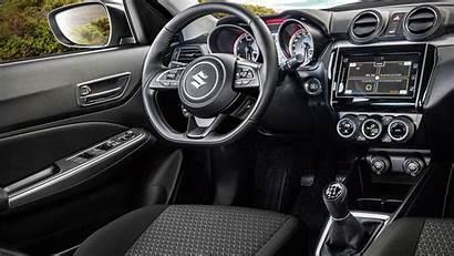 Swift Suzuki Interior Maruti Launch Autodius Inside