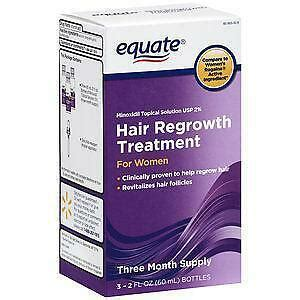 Rogaine for Women Hair Regrowth Treatment | eBay