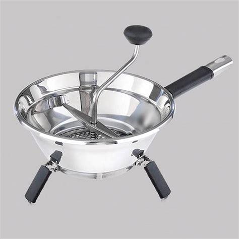 passe vite cuisine moulin à légumes passe vite ø 19 cm moha acheter sur