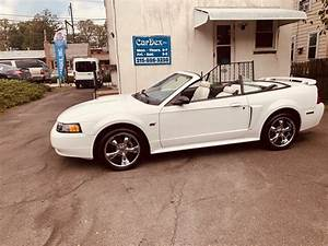 Used 2002 Ford Mustang GT Convertible for Sale Near Me - CarGurus