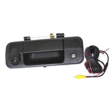 Toyota Tundra Reverse Camera System Aftermarket Backup