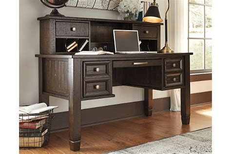 ashley furniture desk with hutch townser home office desk with hutch ashley furniture