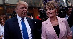 Sarah Palin In A Trump Administration? Apparently So ...