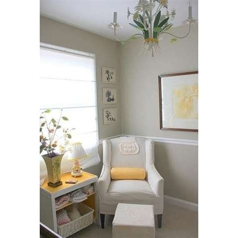 chair rails make reading rooms or nursery room chair