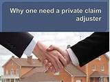 Private Claims Adjuster