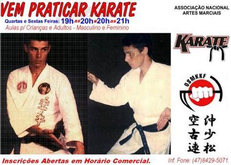 Karate Blumenau O Karate Blumenauense