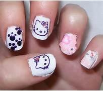 Nails Designs Hello Ki...