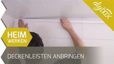 Styroporleisten Kleben Mit Acryl by Styropor Deckenleisten Kleben