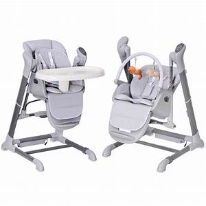 Carrefour Chaise Haute : le splity 3 en 1 chaise haute balancelle transat ~ Teatrodelosmanantiales.com Idées de Décoration